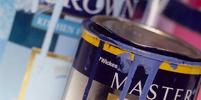 Community RePaint - Calverton Collection slot - 6.20pm - 6.35pm