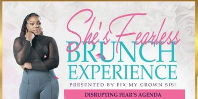 She's Fearless Brunch Experience