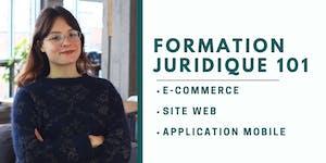 Formation Juridique : E-Commerce, Site Web et App....