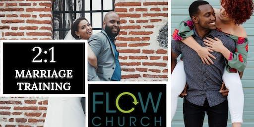 2:1 Marriage Training