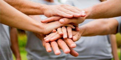 Bénévoles engagés et motivés