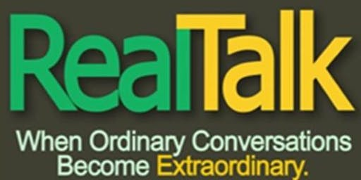 REALTALK LUNCH&LEARN:  Creative Tools for Compassion Fatigue Transformation