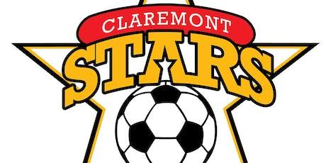 August Claremont Summer Camp tickets
