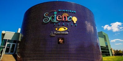 ACS Social Event at the Michigan Science Center!