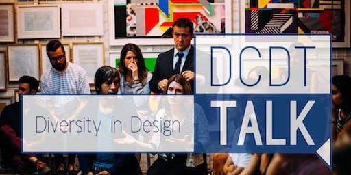 DCDT Talk: Diversity in Design