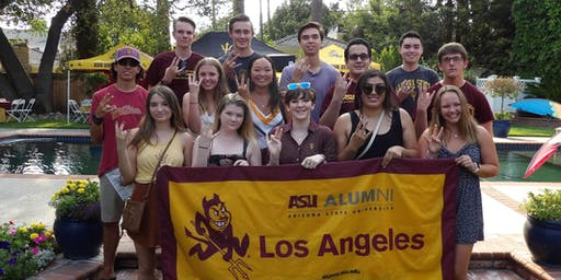 LA - Arcadia: ASU Sun Devil Send-Off