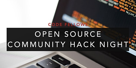 Open Source Community Hack Night tickets