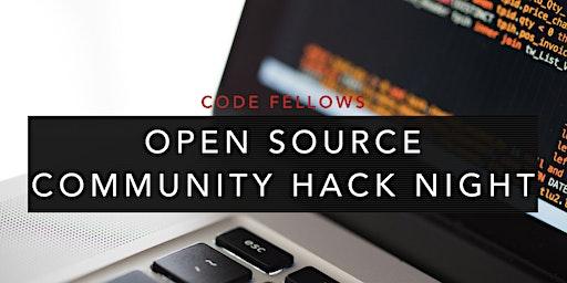 Open Source Community Hack Night