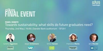 Towards Sustainability: what skills do future graduates need?