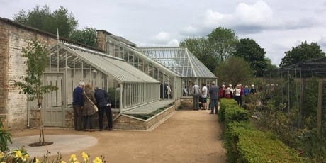 """""""Herbs, Cures and Cocktails"""" Ramsey Walled Garden Tour tickets"""