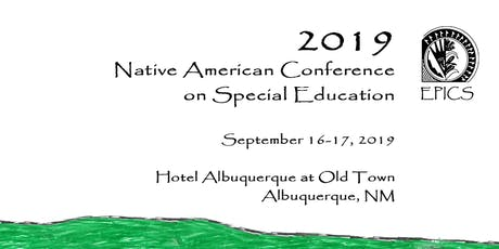 2019 Native American Conference on Special Education (Exhibit) tickets