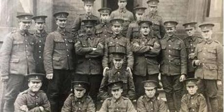 Soldiers of Ramsey Talk tickets