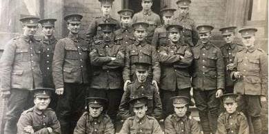 Soldiers of Ramsey Talk