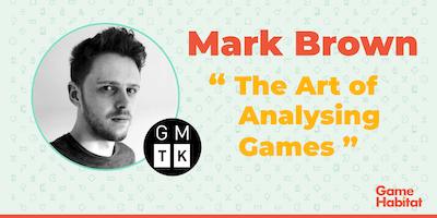 Mark Brown/Game Maker\