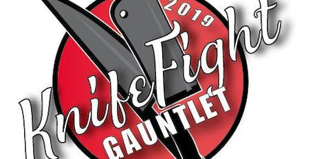 "Knife Fight Gauntlet ""Jack London Square vs. Everybody Else"" tickets"