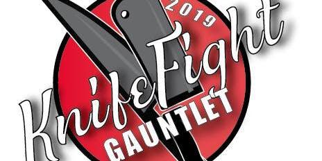 """Knife Fight Gauntlet """"Jack London Square vs. Everybody Else"""""""