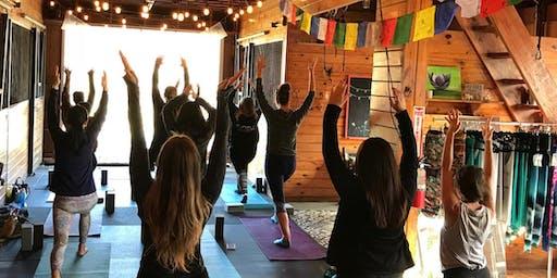 Barn Yoga All Levels