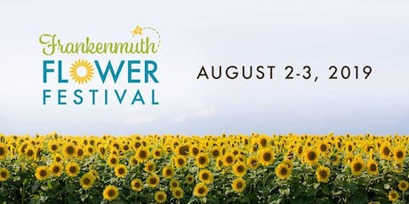 Frankenmuth Flower Festival tickets