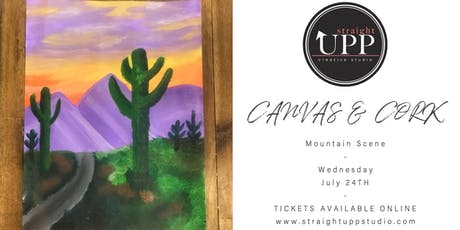 Canvas & Cork | Mountain Scene tickets