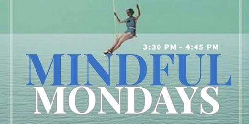 Mindful Mondays Yoga Class @ Two Fish Baking Company