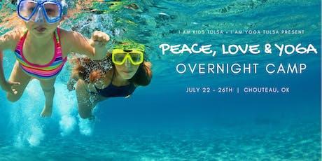 I AM Kids Yoga Camp: Peace, Love & Yoga tickets