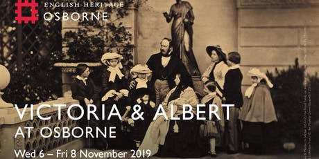 Victoria and Albert at Osborne tickets