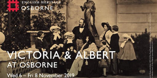 Victoria and Albert at Osborne
