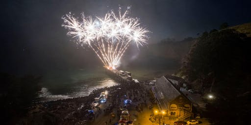 Point Arena Fireworks Festival - July 6 2019