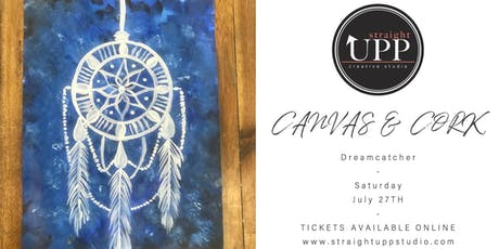 Canvas & Cork | Dreamcatcher tickets