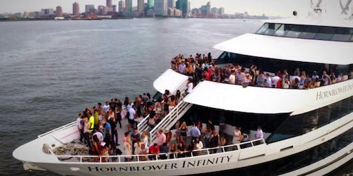 The #1 Dance Music Boat Party - Yacht Cruise NYC (Pier 40)