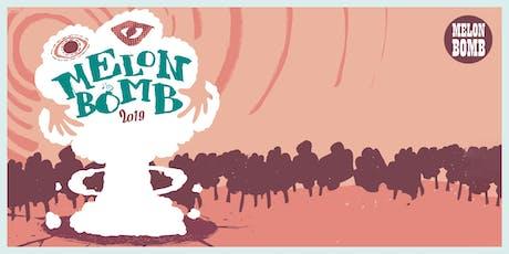 Melon Bomb | Closing tickets