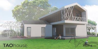 Cantiere aperto TAOhouse - MORElab Architettura Olistica