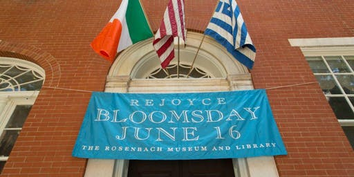 Bloomsday at The Rosenbach 2019