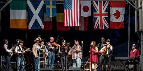 Oklahoma's International Bluegrass Festival 2019 tickets