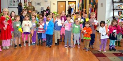 Kids Love Kindness Spring Event