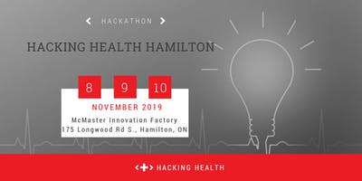 Hacking Health Hamilton   Hackathon 2019