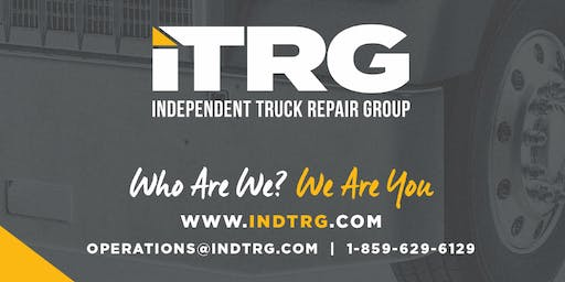 ITRG's Tradeshow & Training Conference