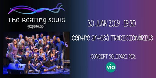 The Beating Souls - gospel music | Concierto benéfico