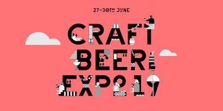 Liverpool Craft Beer Expo 2019 tickets
