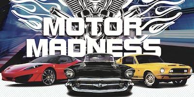 Motor Madness Vendor Booth plus Membership