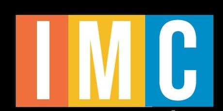 Matrícula IMC 2019 - Nova Iguaçu ingressos