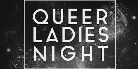 Queer Ladies' Night tickets