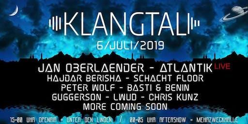 Klangtal-Openair mit Jan Oberlaender, Atlantik, Schacht-Floor uvm.