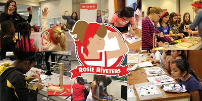 Rosie Riveters Gum Springs Program (3rd-5th Grade Girls)