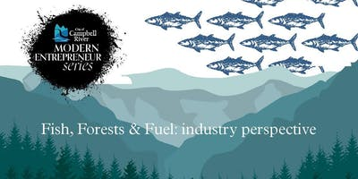 Fish, Forests & Fuel: An Industry Perspective