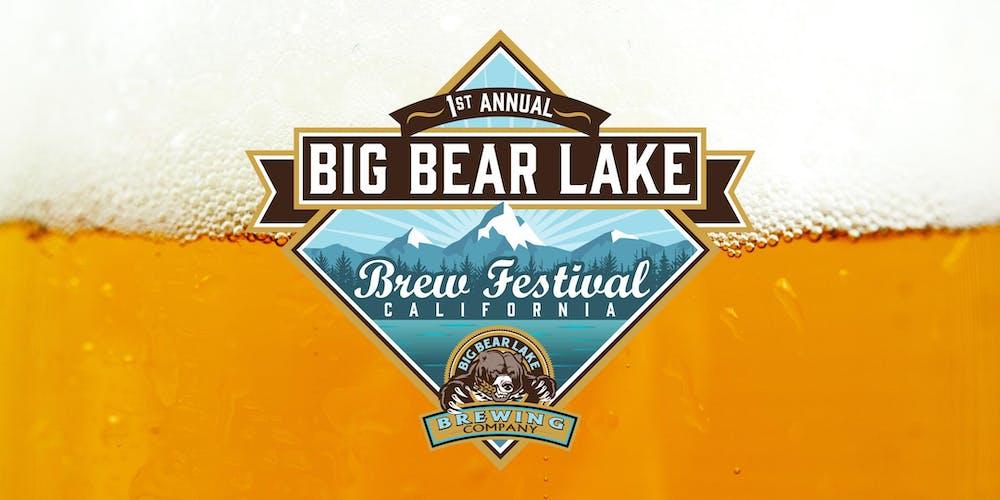 Big Bear California Map Google.Big Bear Lake Brew Festival Tickets Sat Aug 24 2019 At 11 00 Am