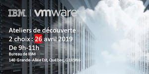 Atelier de découverte des services VMware dans le...