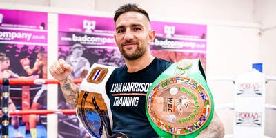 Liam Harrison Seminar at Diamond Muay Thai