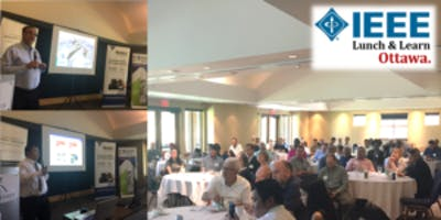 """IEEE Ottawa Lunch and Learn Presents: \""""Perspectives on AI, the future impact on Engineering, Science and Technology\"""" by Robin Grosset"""