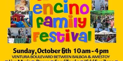 Encino Family Festival: One-Stop Fun, Food Trucks, Games, Shopping